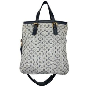 Louis Vuitton Mini Lin Francoise Shoulder Bag